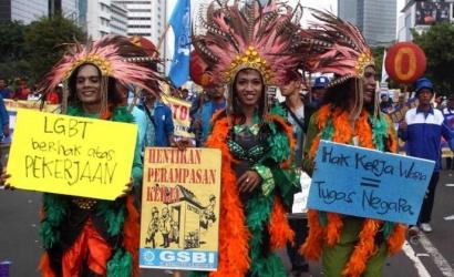 Menghormati Perjuangan LGBT