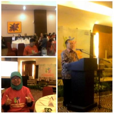 Emas Bagi Indonesia (Sebuah Catatan Dari BKKBN dan Kompasiana Nangkring di Solo)