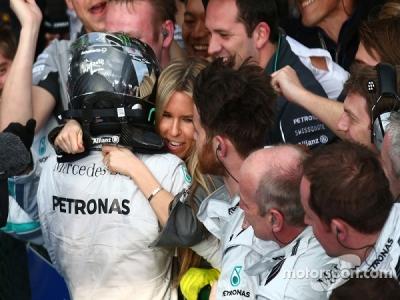 Rosberg Sambut Kelahiran Putrinya Jelang GP Italia