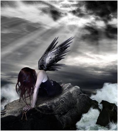The Broken Wings of Angel ~ The Wedding #Part 36