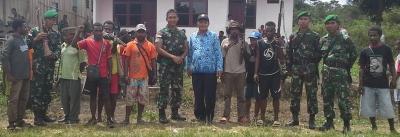 70 Tahun TNI Jadi Sahabat Orang Papua