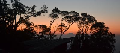 """""""Sunrise"""" Magis Gunung Salak dan Filosofi Mendaki Gunung"""