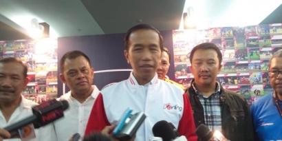 Jokowi dan Sepakbola