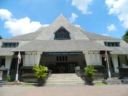 Wisata Literasi di Surabaya