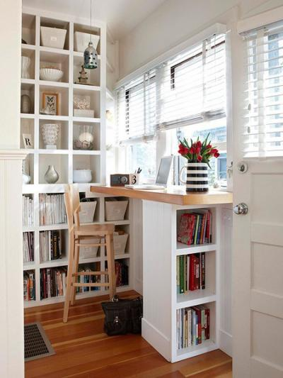 Cara Membuat Ruang Kerja di Apartemen Kecil