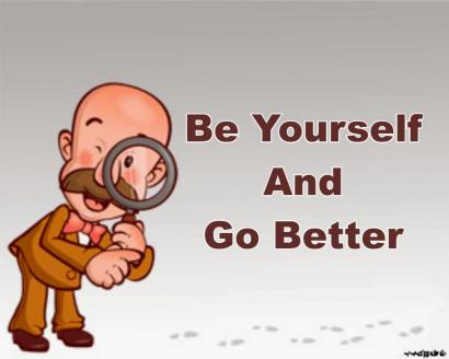 Jangan Lupa Jadi Diri Sendiri