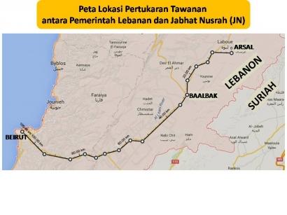 Pertukaran Tawanan antara Jabhat Nusrah & Pemerintah Lebanon: Ini Kronologinya