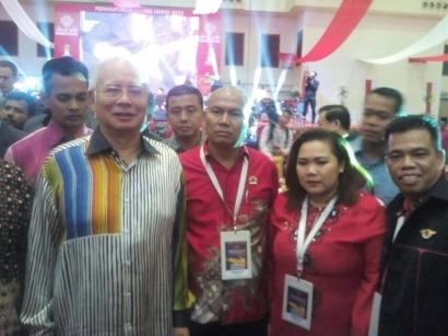 PDIP Malaysia Hadiri Rapat Tahunan UMNO di Kuala Lumpur