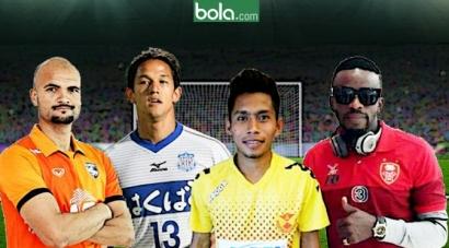 Banderol Tinggi Empat Pesepakbola Indonesia di Luar Negeri