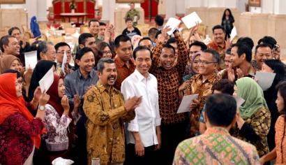 Terbukti, Jokowi Wujudkan Konsep Trisakti Bung Karno