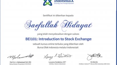Indonesia Darurat Persaingan Global, IndonesiaX Hadir Bangun Insan Bangsa