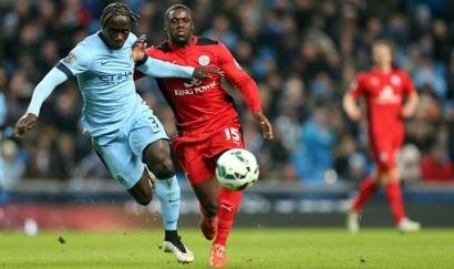 Tiga Klub Berebut Puncak Klasemen Premier League di Akhir Tahun 2015