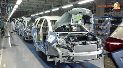 Strategi Jitu Jokowi: Indonesia Pusat Industri Otomotif ASEAN
