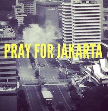 Air Mata Kota Jakarta