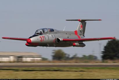 Benarkah L-29 'Delpine' Milik AURI Mengudara Kembali?