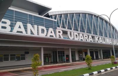 Inspirasi Cantik dari Bandara Kalimarau dan SAMS Sepinggan