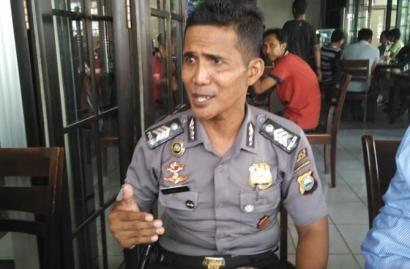 Polisi Obor Penerang, Menerangi Kebodohan untuk Kab.Mamuju yang Lebih Cerdas