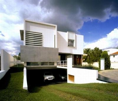 Karakteristik dari Sebuah Desain Rumah Modern