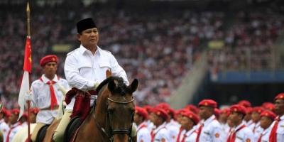 Prabowo: Pilu, No! KMP Bubar, Yes!