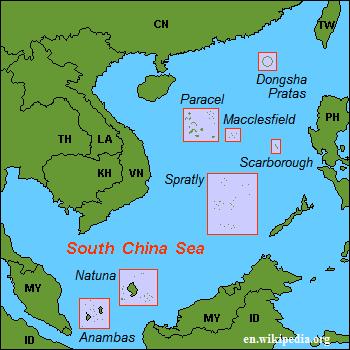 """Masalah Laut Tiongkok Selatan & """"Kebebasan Navigasi"""" Bagi AS (1)"""