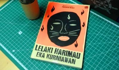 """Novel """"Lelaki Harimau"""" Dibedah di IFI Jakarta"""