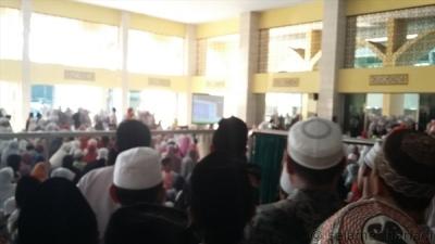 Korelasi Agama dan Sains Sambut Gerhana di Malang