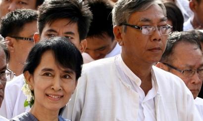 Mantan Supir yang Menjadi Presiden Myanmar