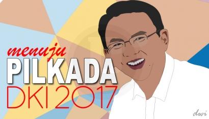Pilgub DKI 2017: Yusril, Lulung, Ahmad Dhani Masuk Kotak