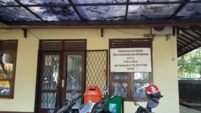 Lahan Pemakaman di Kota Bogor Semakin Padat