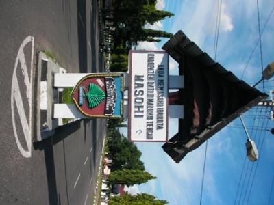 Sehari Keliling Masohi, Ibukota Kabupaten Maluku Tengah