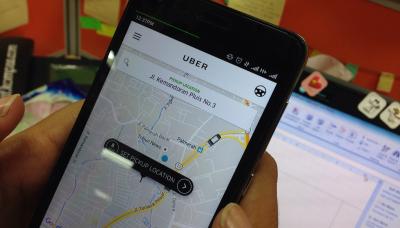 Sah... Kementrian Perhubungan Berangus Taksi Online