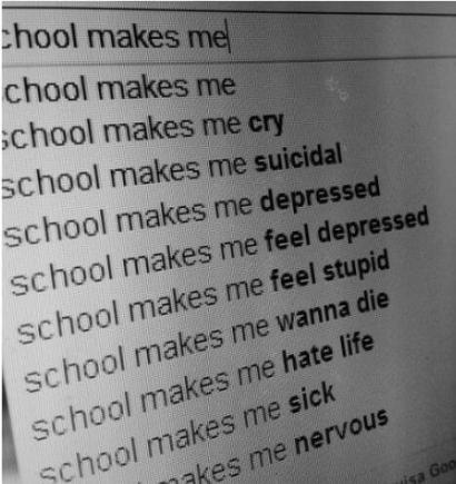 I don't Need School, I have Google