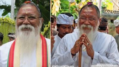 Bali Berduka Ditinggal Sang Pencerah Umat Hindu