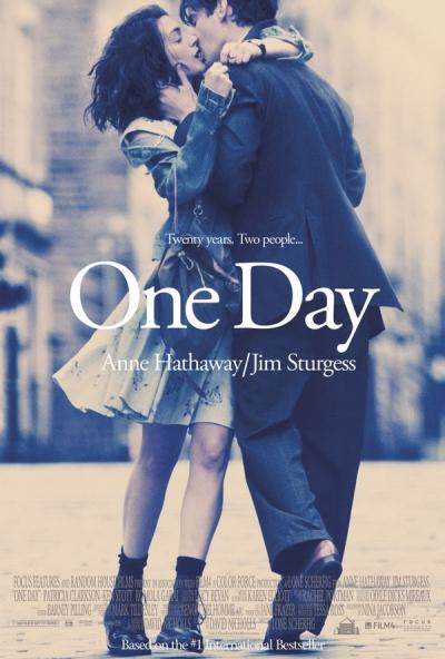 Meninjau Poster Film One Day: Twenty Years, Two People