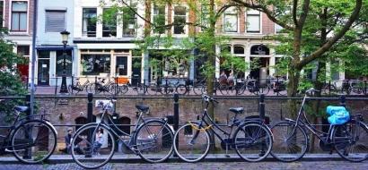 Tempat Parkir Sepeda Terbesar di Dunia Akan Ada di Utrecht