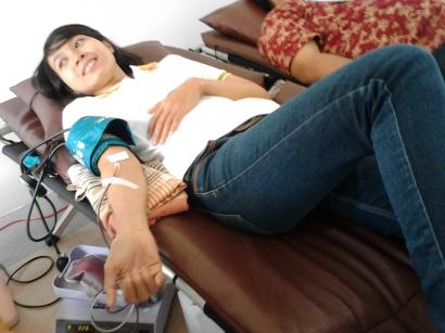 Berbagi Darah, Selamatkan Kehidupan!