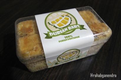 Durian Bars, Camilan Rasa Kasih Sayang