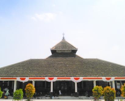Singgah Sejenak di Masjid Demak