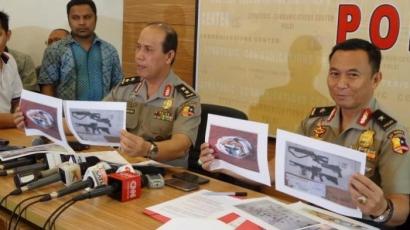 Tentang Pemberitaan Penangkapan Teroris di Surabaya, Ternyata, Kapolri pun Heran