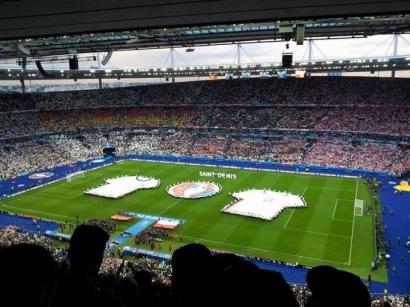 Euforia EURO 2016 di Paris