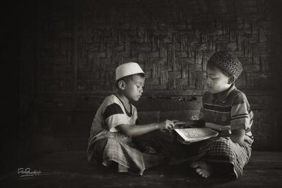 Bangunlah Pondasi Bacaan Sebelum Anak Menghafal Al-Quran!