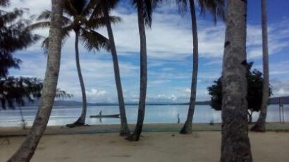 Pulau Bokori Menggoda Mata, Membakar Jiwa