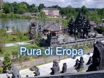 Mengenal Rohaniawan Hindu di Pura Eropa