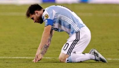 Alasan Messi 'Hengkang' dari Argentina