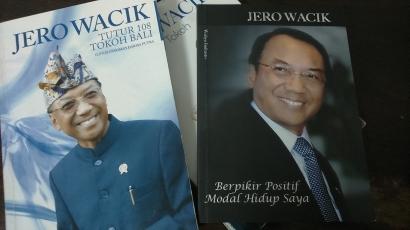 Jero Wacik dalam Skenario Kehidupan Politik