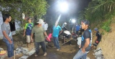 Cerita Jalan Paving Dusun Sengon