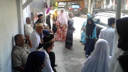 Menikmati Lebaran; Bagian 1. Sungkem dan OTW Yogyakarta