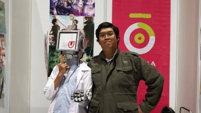 Mukhlis Nur, Komikus Indonesia yang Sukses Garap Tema Sci-Fi
