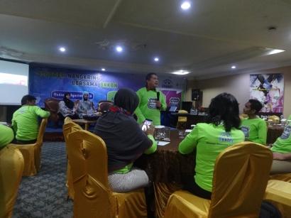 Kompasiana dan BKKBN Sukses Gelar Nangkring di Medan