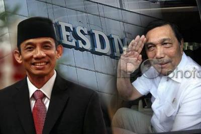 Menteri Luhut Ketiban Hoki, Menteri Arcandra Ketiban Sial